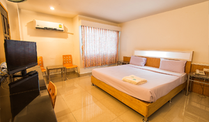 Suite Room - Satit Grand view hotel (Danok)